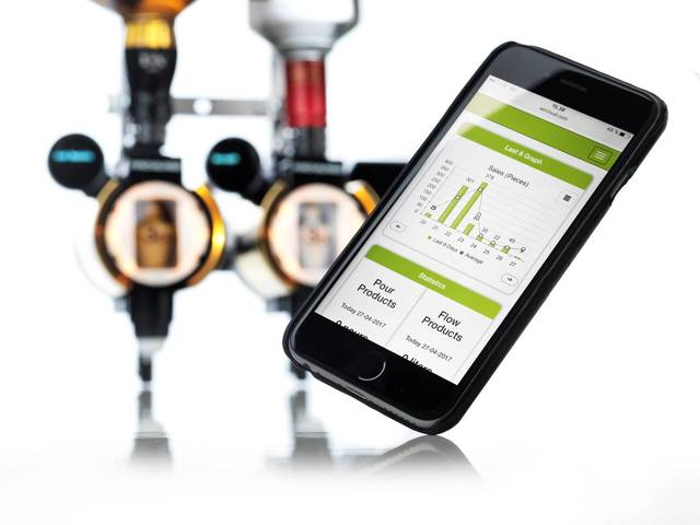 The intelligent bar becomes a reality with a new bar management system
